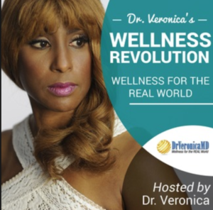 Video interview on Dr. Veronica's Wellness Revolution